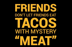 mystery meat tacos