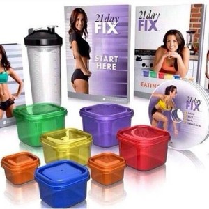 21 day fix stuff
